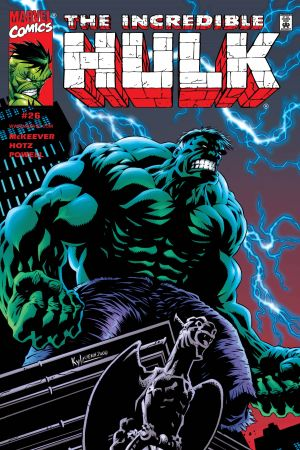 Incredible Hulk (1999) #26
