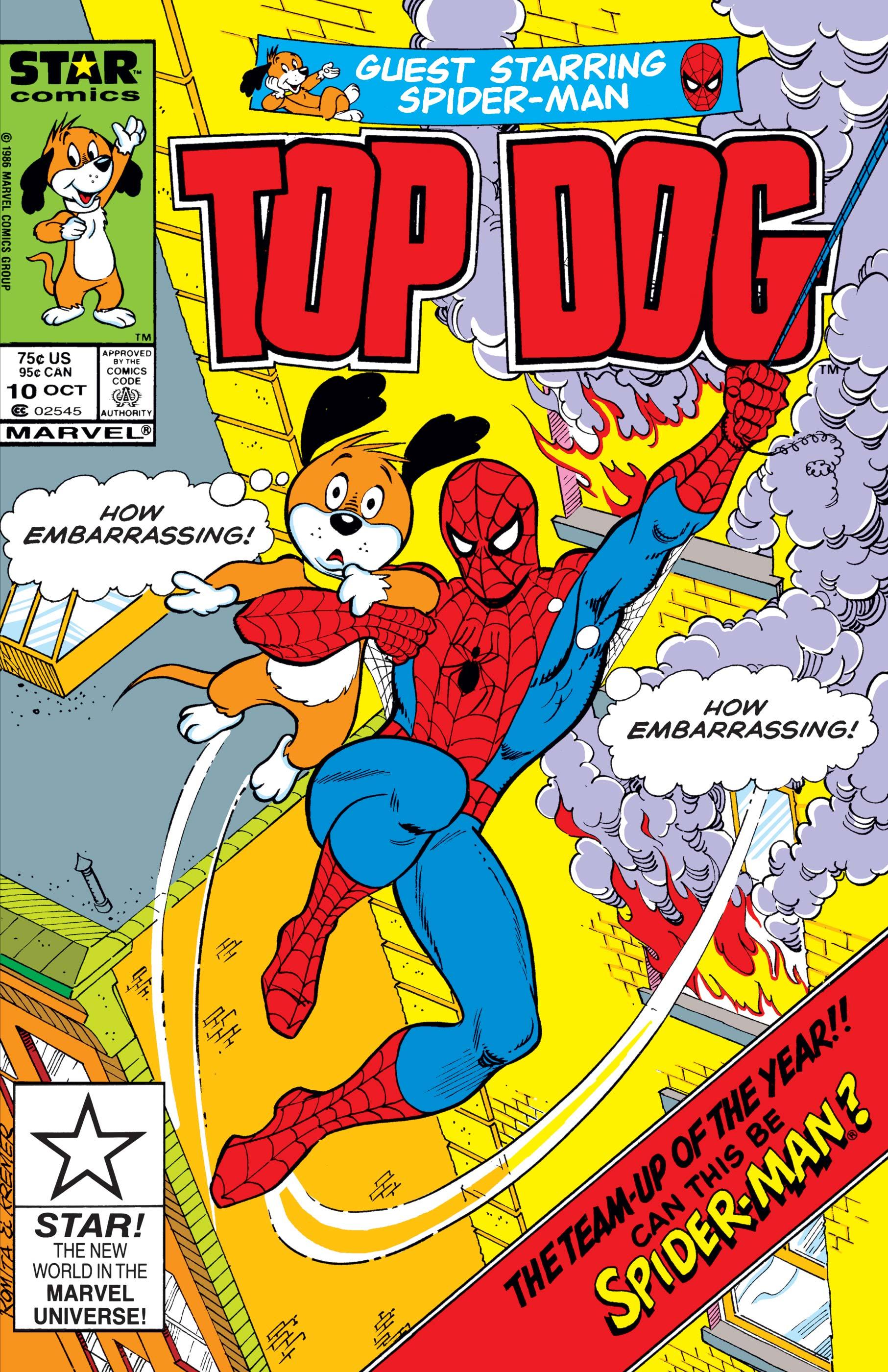 Top Dog (1985) #10