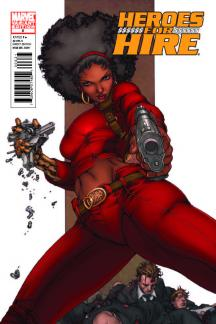 Heroes for Hire (2010) #6 (TOLIBAO VARIANT)