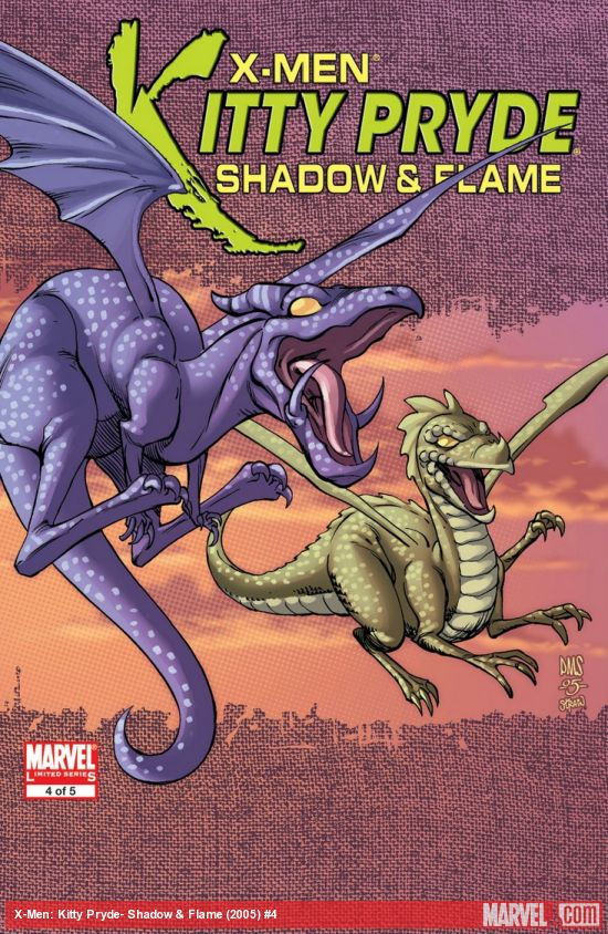 X-Men: Kitty Pryde- Shadow & Flame (2005) #4
