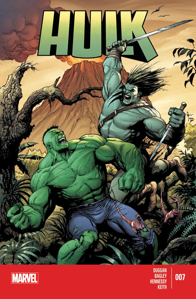 Hulk (2014) #7