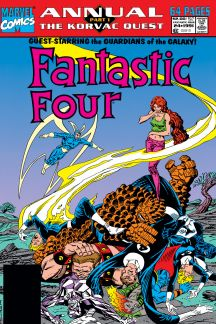 Fantastic Four Annual #24