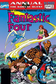 Fantastic Four Annual #24