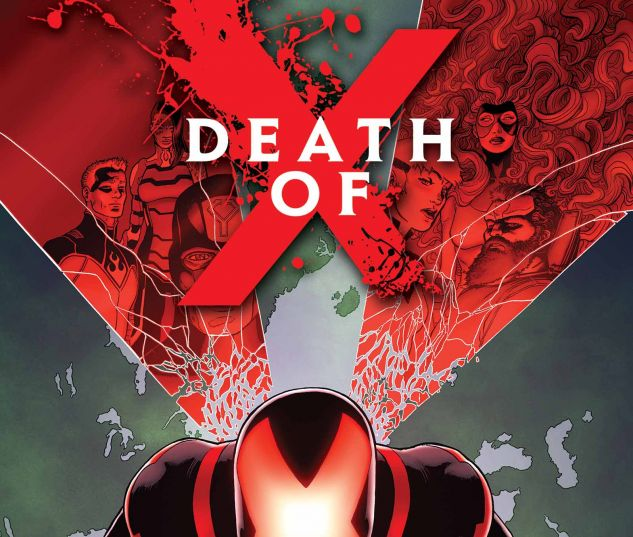 Death of X: Prelude to Ivx (2016) #1