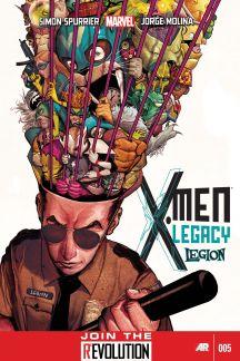 X-Men Legacy #5