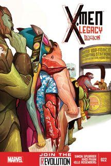 X-Men Legacy #22