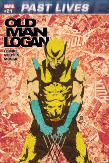 Old Man Logan #21