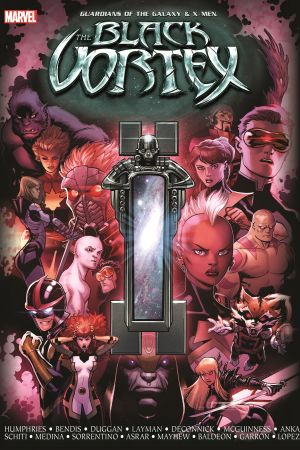 Guardians of the Galaxy & X-Men: The Black Vortex (Hardcover)