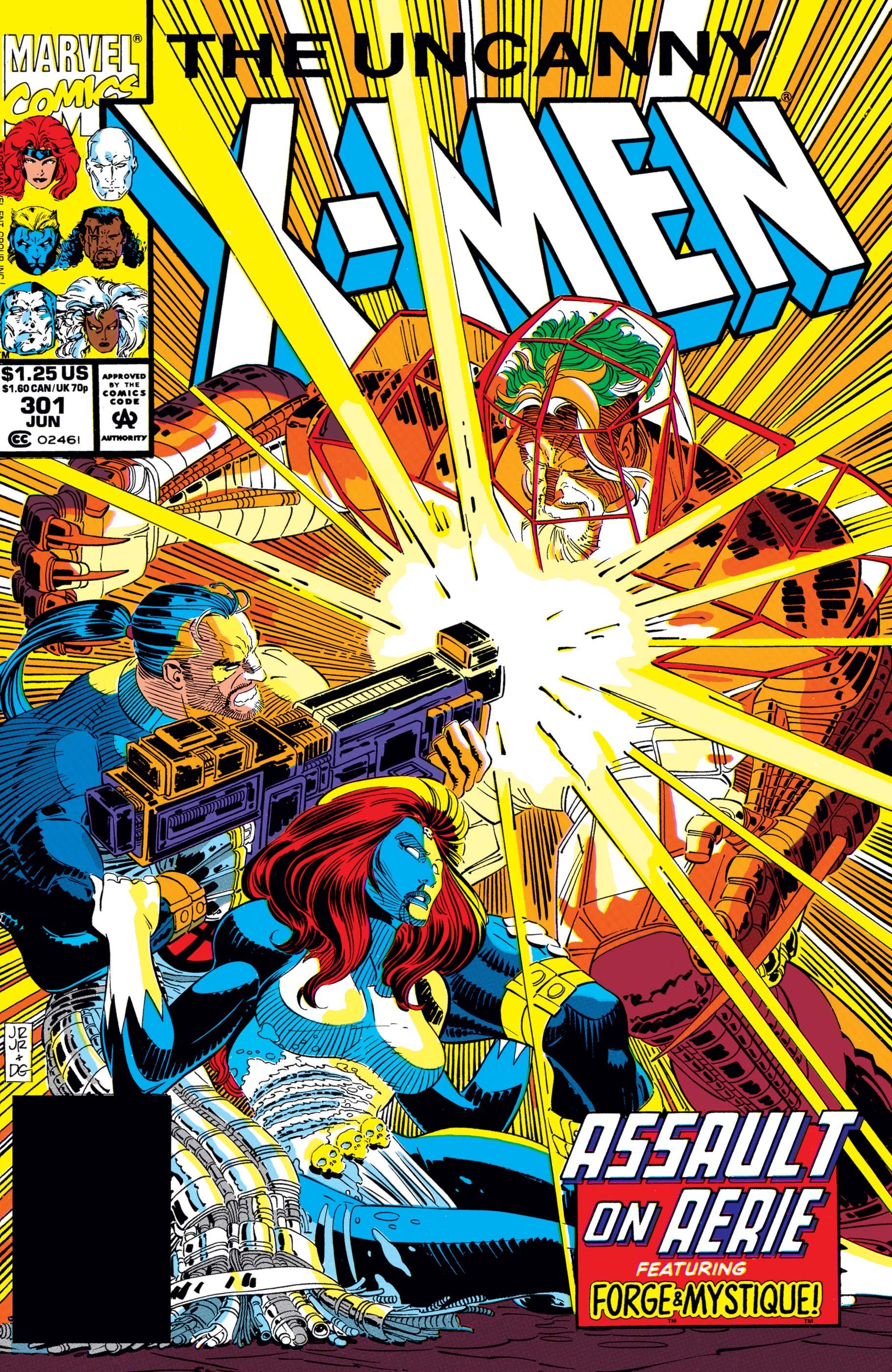 Uncanny X-Men (1963) #301