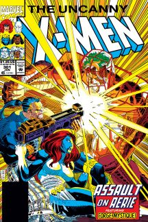Uncanny X-Men #301