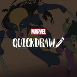 Marvel Quickdraw