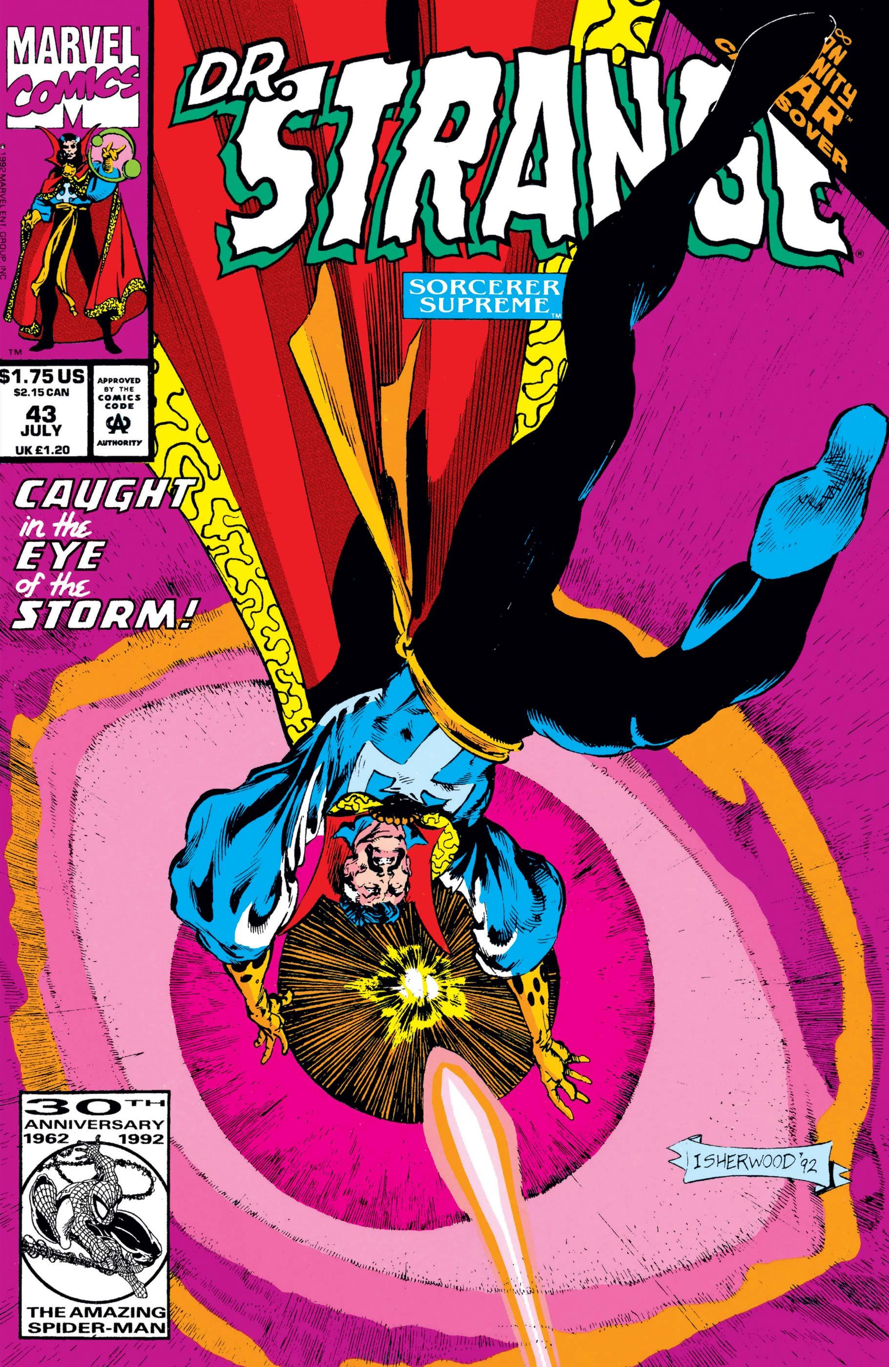 Doctor Strange, Sorcerer Supreme (1988) #43