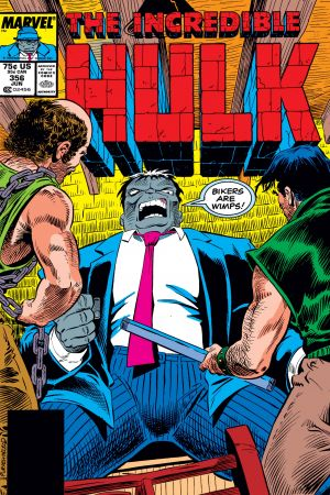 Incredible Hulk #356