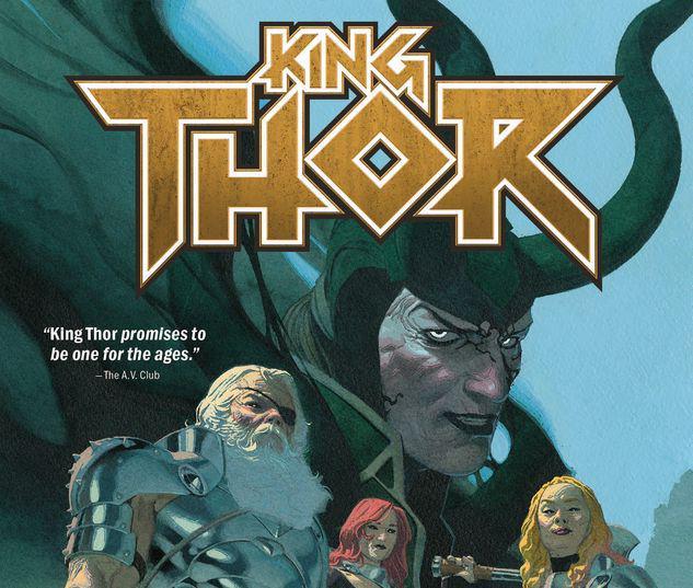 KING THOR TPB #4