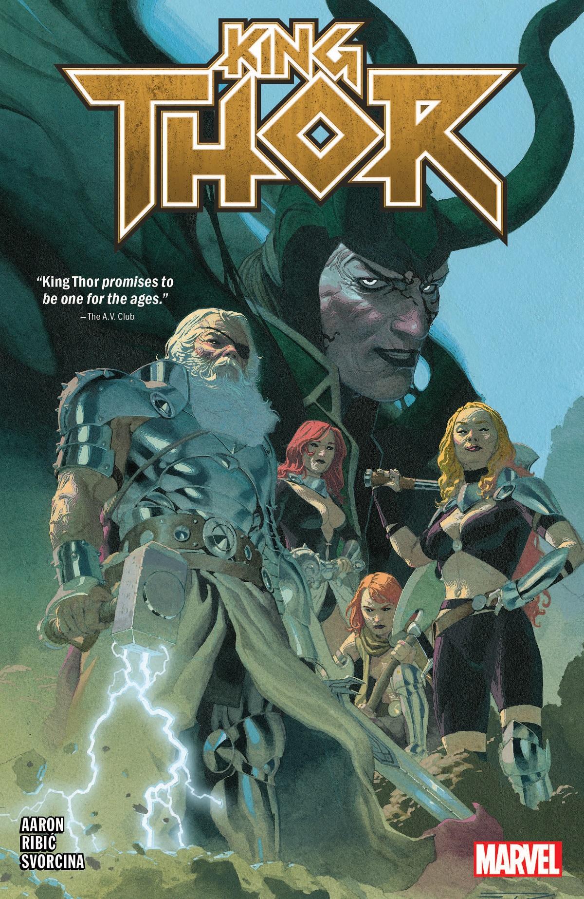 King Thor (Trade Paperback)