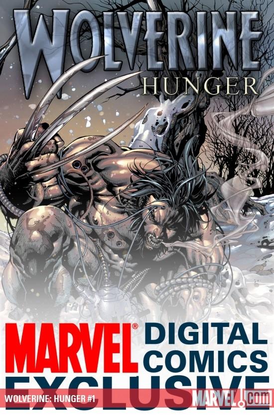 Wolverine: Hunger (2009) #1