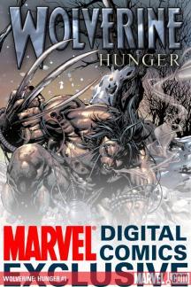 Wolverine: Hunger #1