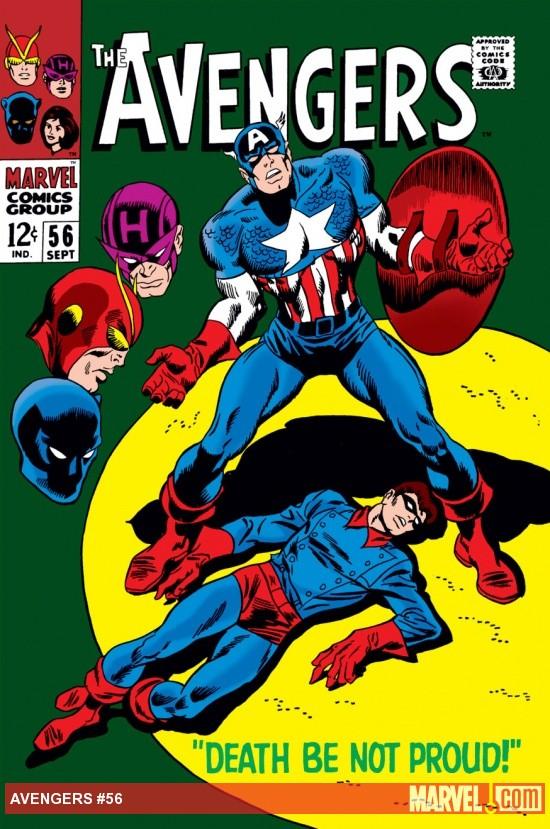 Avengers (1963) #56