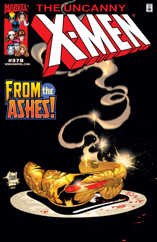 Uncanny X-Men (1963) #379