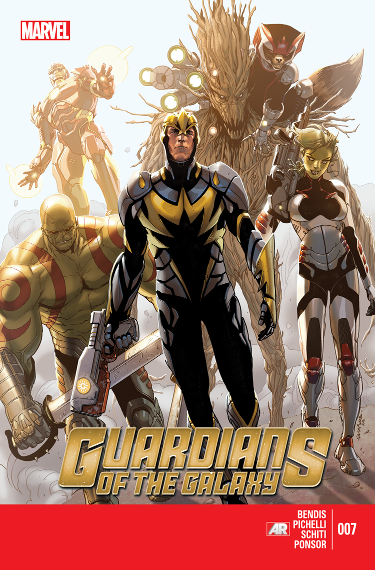 Guardians of the Galaxy (2013) #7