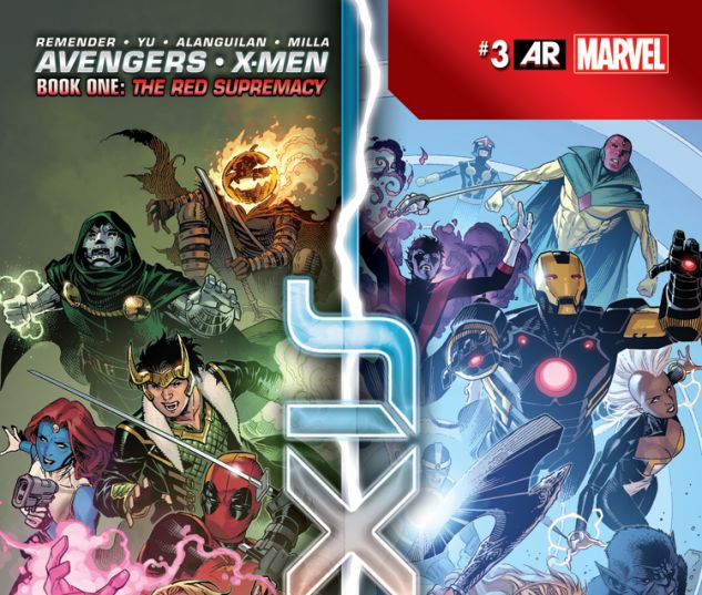 AVENGERS & X-MEN: AXIS 3 (AX, WITH DIGITAL CODE)