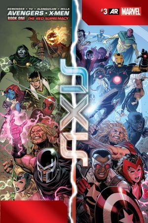 Avengers & X-Men: Axis #3