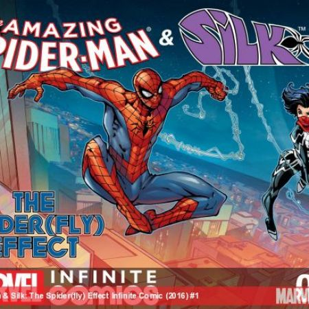 Amazing Spider-Man & Silk: The Spider(fly) Effect Infinite Comic (2016)