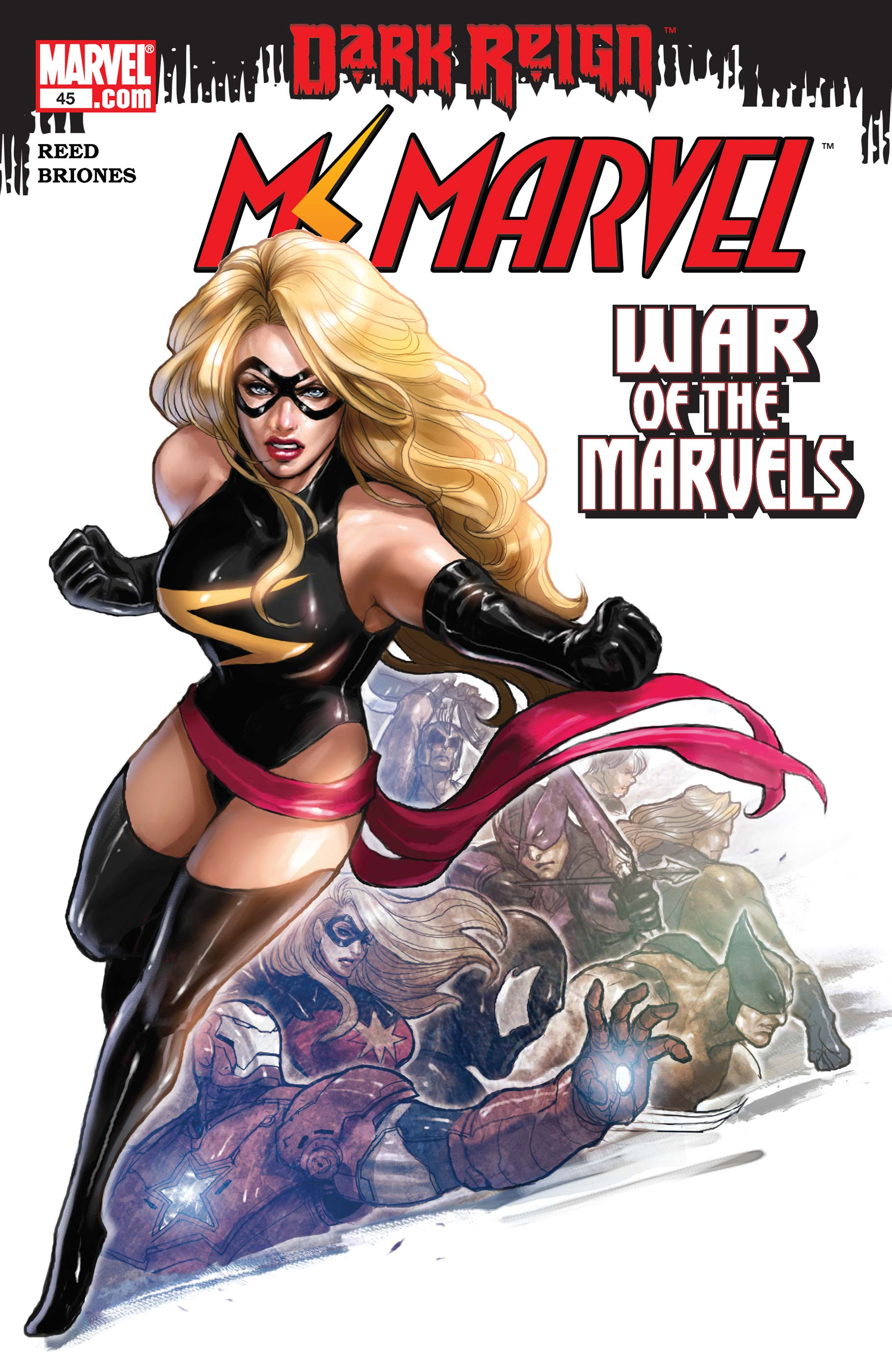 Ms. Marvel (2006) #45