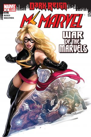 Ms. Marvel (2006) #45