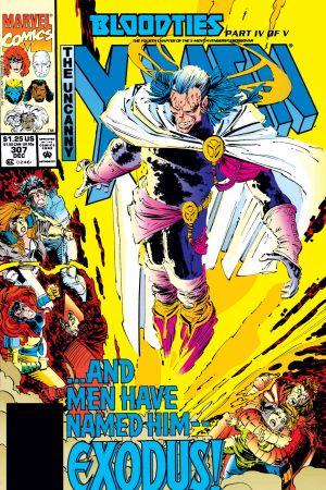 Uncanny X-Men (1963) #307