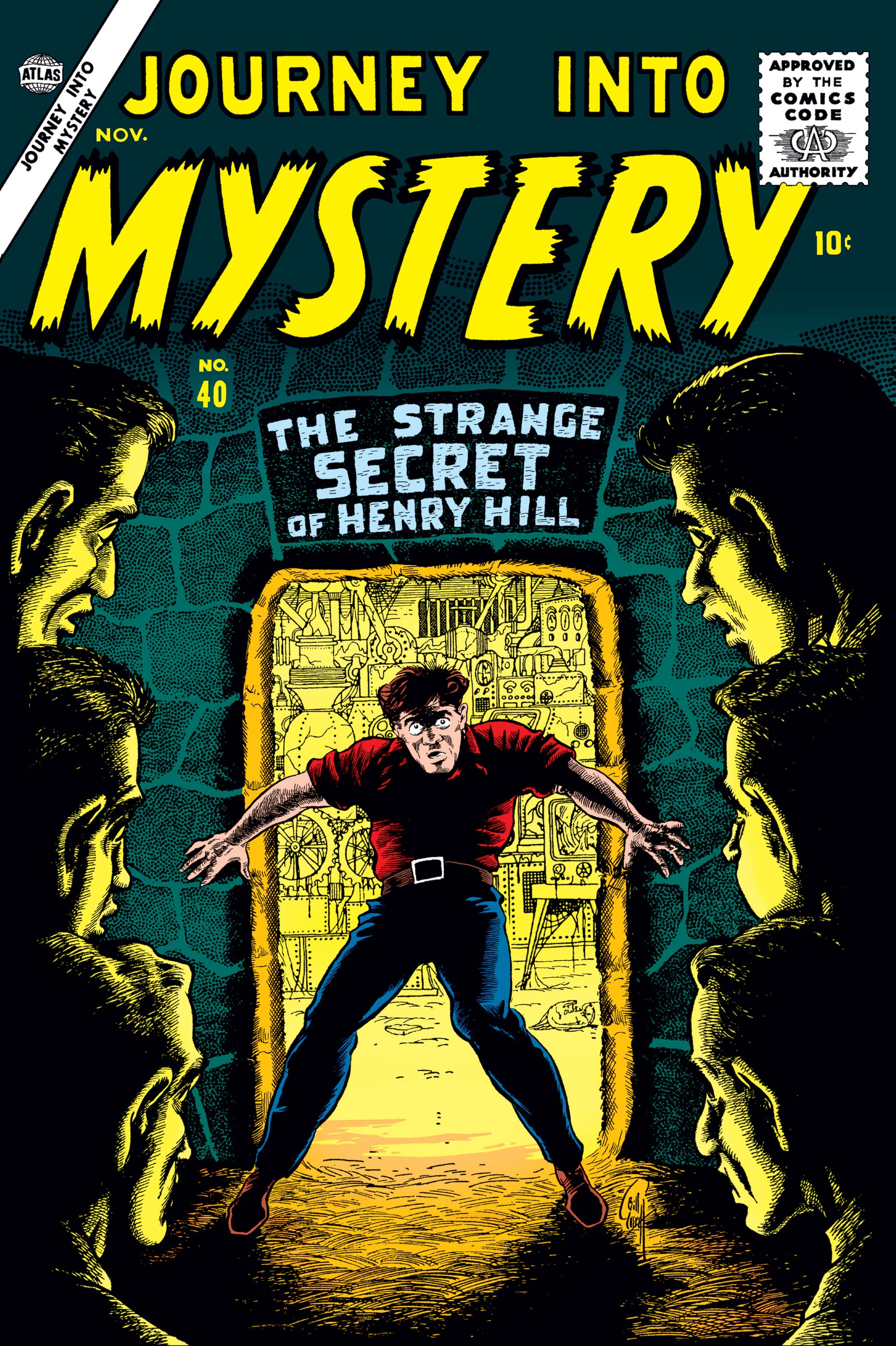 Journey Into Mystery (1952) #40