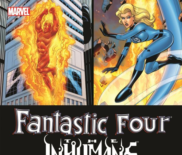 Inhumans 1-4 (Pacheco/Ladronn), Fantastic Four 51-54 (Pacheco/Bagley)