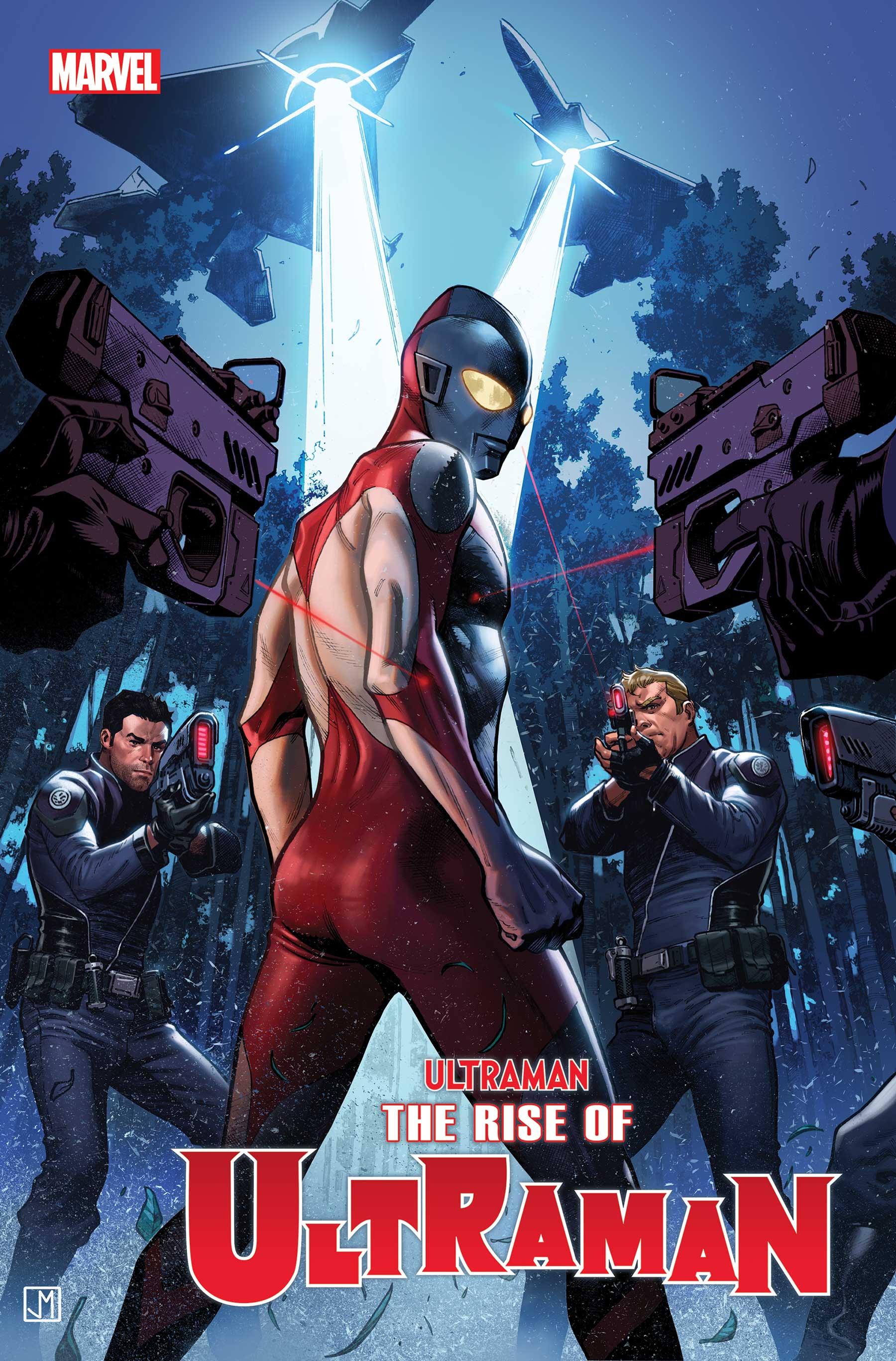 The Rise of Ultraman (2020) #3