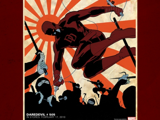 Daredevil (1998) #505 Wallpaper