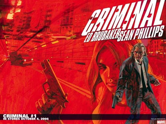Criminal (2006) #1 Wallpaper