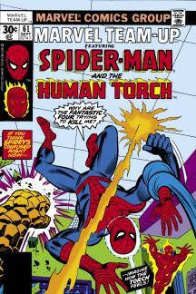 Marvel Team-Up (1972) #61