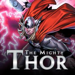 The Mighty Thor Master