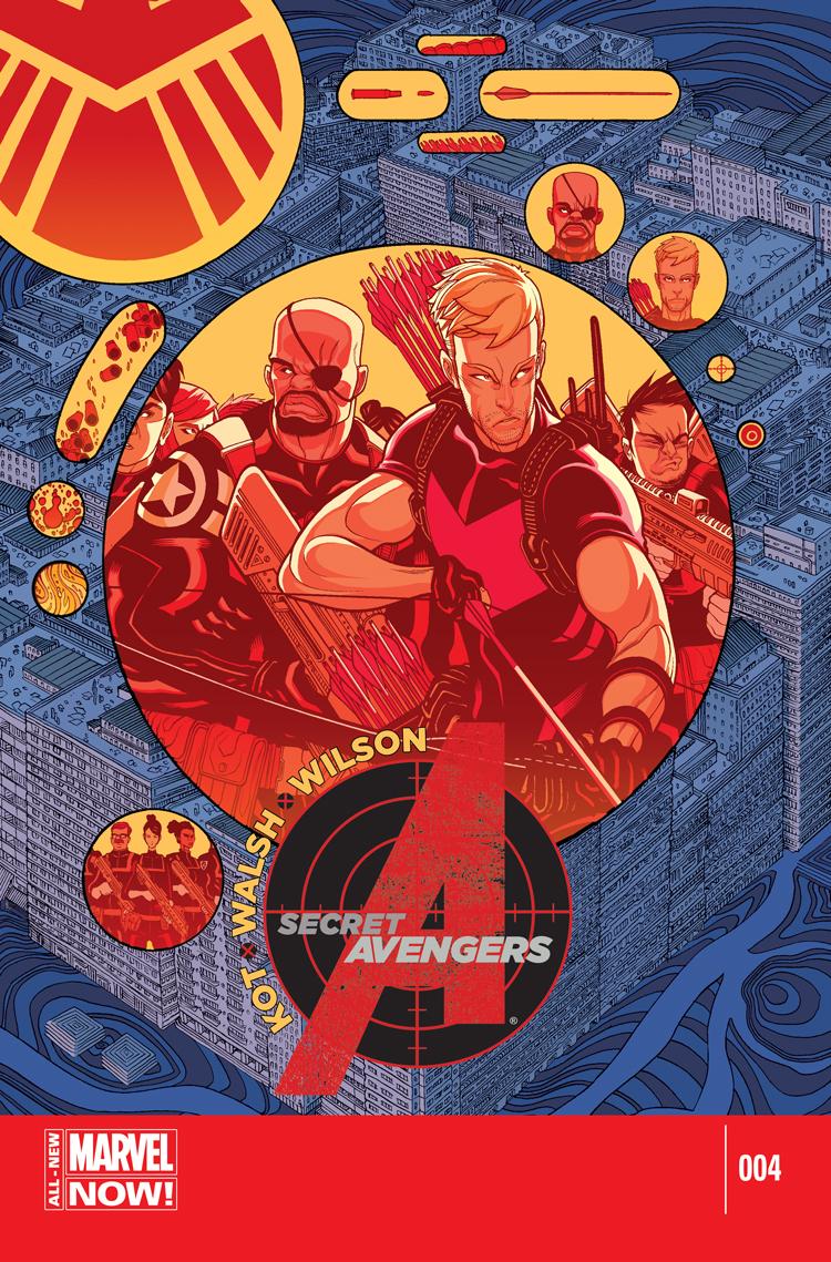 Secret Avengers (2014) #4