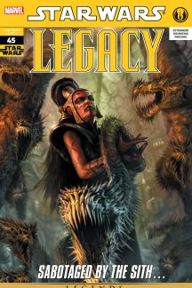 Star Wars: Legacy (2006) #45