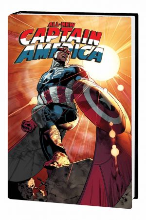 ALL-NEW CAPTAIN AMERICA VOL. 1: HYDRA ASCENDANT PREMIERE HC IMMONEN COVER (2015)