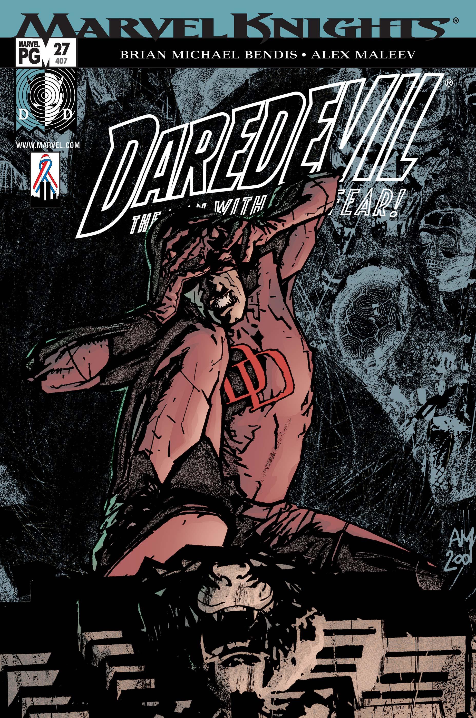 Daredevil (1998) #27