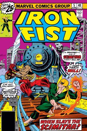 Iron Fist (1975) #5
