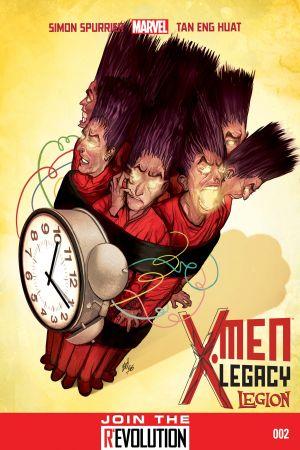 X-Men Legacy (2012) #2