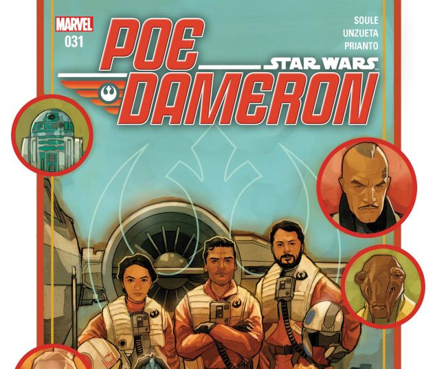 Star Wars: Poe Dameron (2017) #31