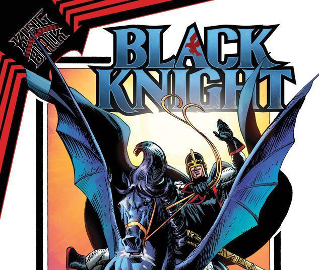 KING IN BLACK: BLACK KNIGHT 1 SMITH HIDDEN GEM VARIANT #1