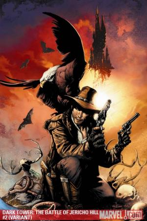 Dark Tower: The Battle of Jericho Hill (2009) #2 (VARIANT)