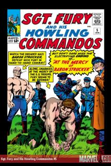 Sgt. Fury and His Howling Commandos (1963) #5