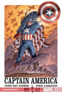 Captain America Vol. I: The New Deal (Trade Paperback)