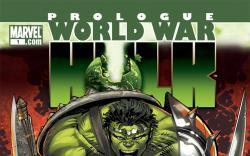 World War Hulk Prologue: World Breaker (2007) #1
