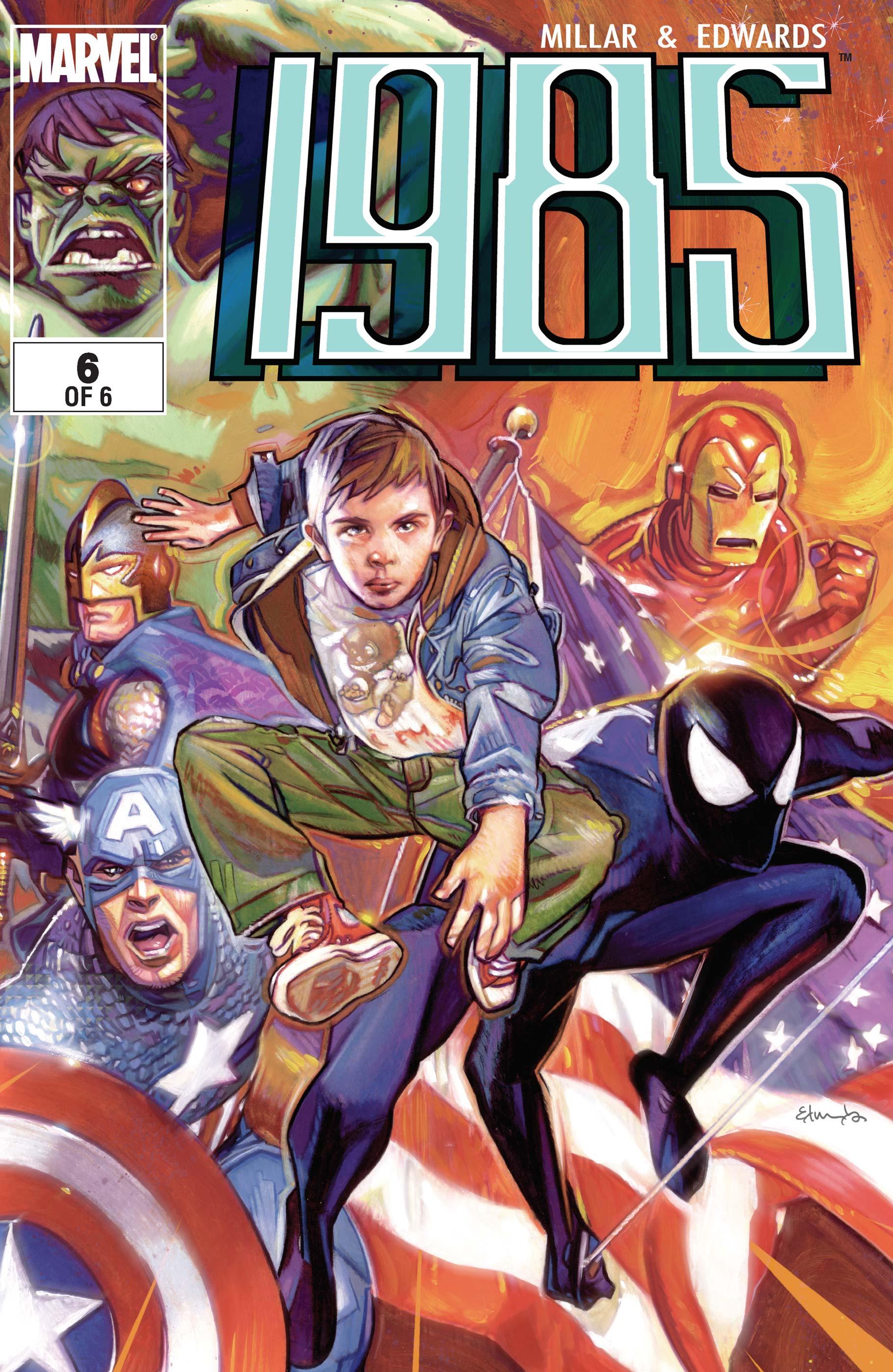 Marvel 1985 (2008) #6